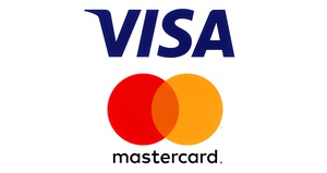 Visa and Mastsercard